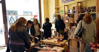 Жените креативки во посета на Словенија