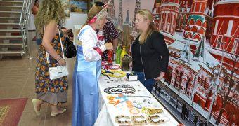 Мини базар на Креативките во Св.Николе