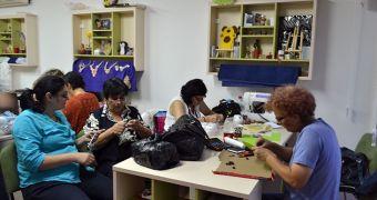 Обука за плетење зураф